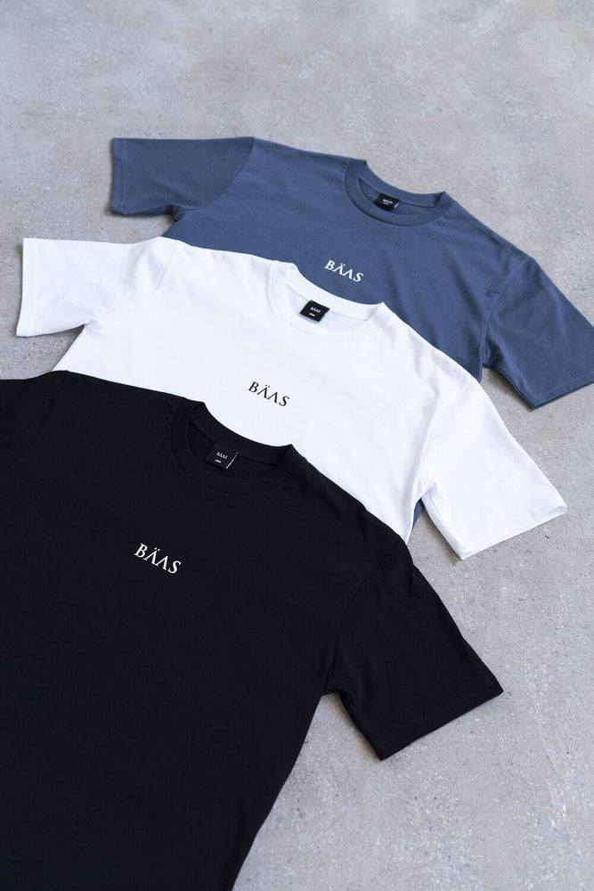 BÄAS Essentials Tee - Twinpack - UN:IK Clothing