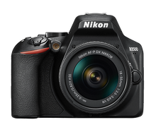 Load image into Gallery viewer, Nikon D3500 Digital SLR Camera with 18-55mm AF-P VR Lens