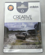 Load image into Gallery viewer, COKIN CREATIVE - Graduated ND Filter Full (ND8) (0.9) - Medium Size (P Series) P121F