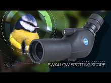 Load and play video in Gallery viewer, Viking Swallow Spotting Scope