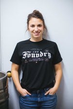 Load image into Gallery viewer, Foundry Tee's designed by Heavy Sleeper Co