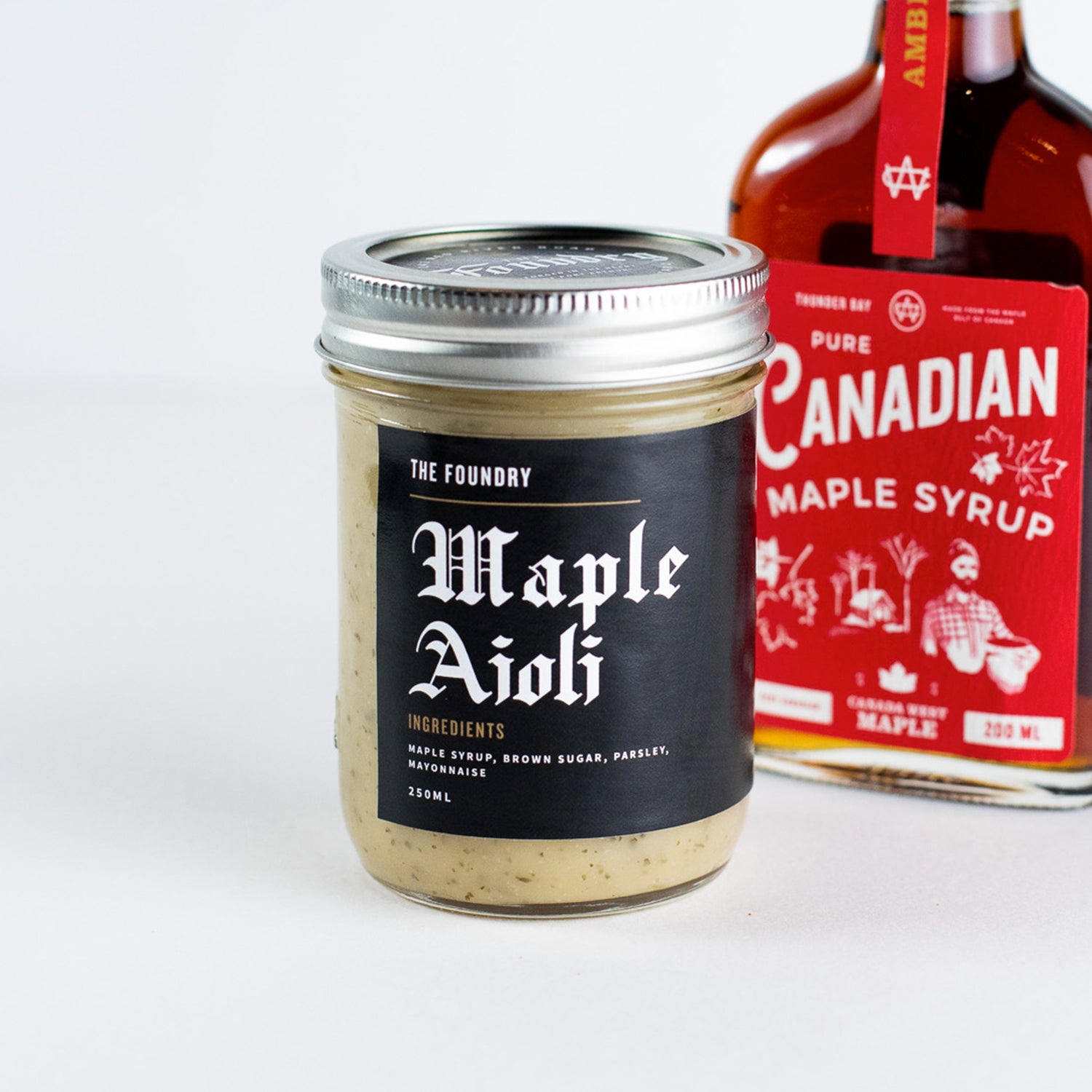 Maple Aioli | 250ml