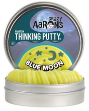 "Load image into Gallery viewer, Blue Moon Thinking Putty (4"" tin)"