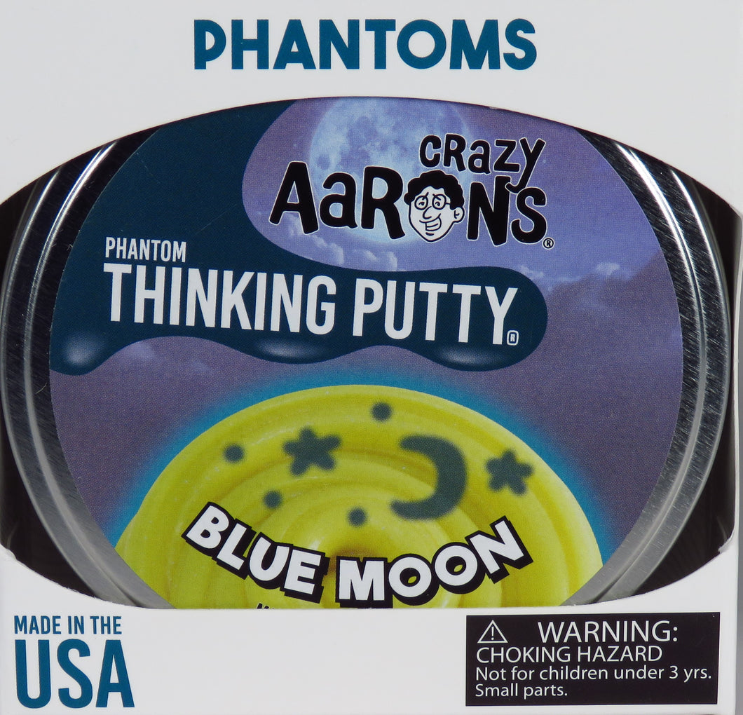 Blue Moon Thinking Putty (4