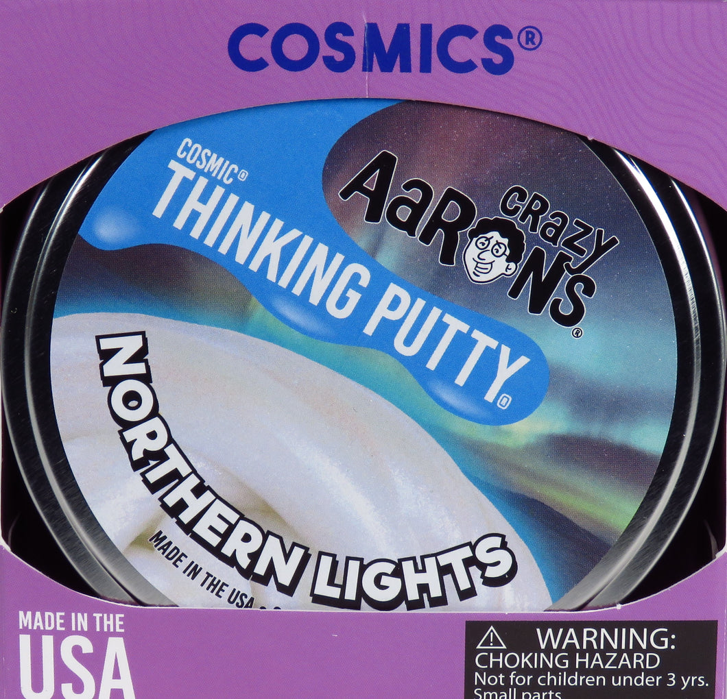 Northern Lights Thinking Putty (4