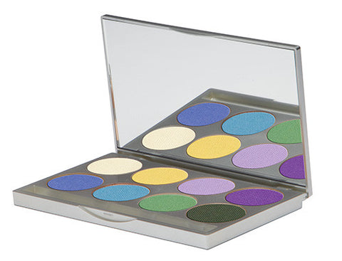 HD Matte Eye Shadow Palette