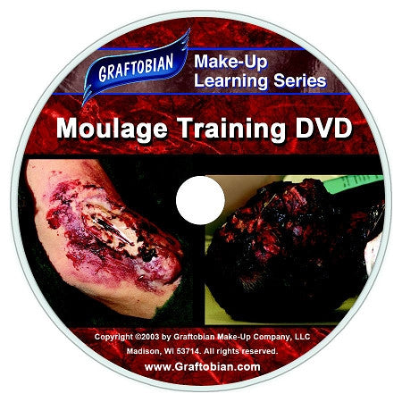 Moulage Training DVD