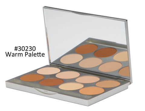 Powder Palette Warm