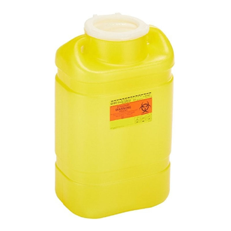 5 Gallon Sharps Container 5 Gallon - Yellow