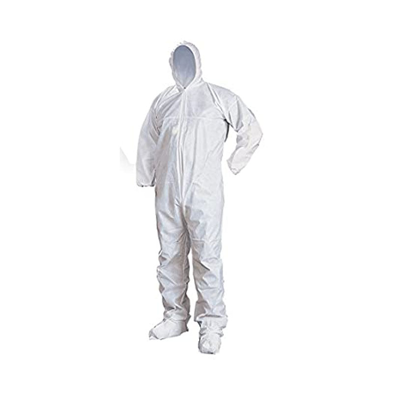 High Performance Coveralls With Boots And Hood