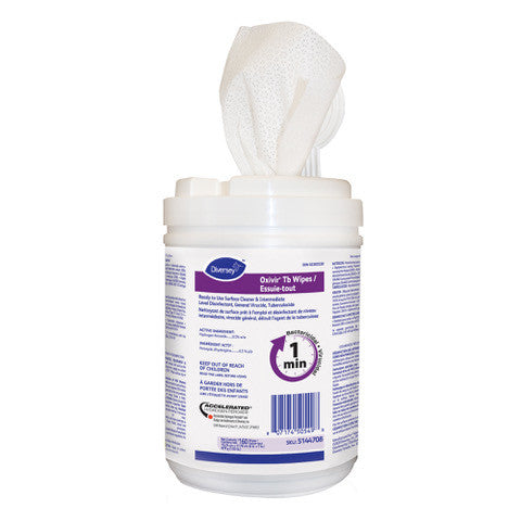 Oxivir TB Wipes - 160 Wipes