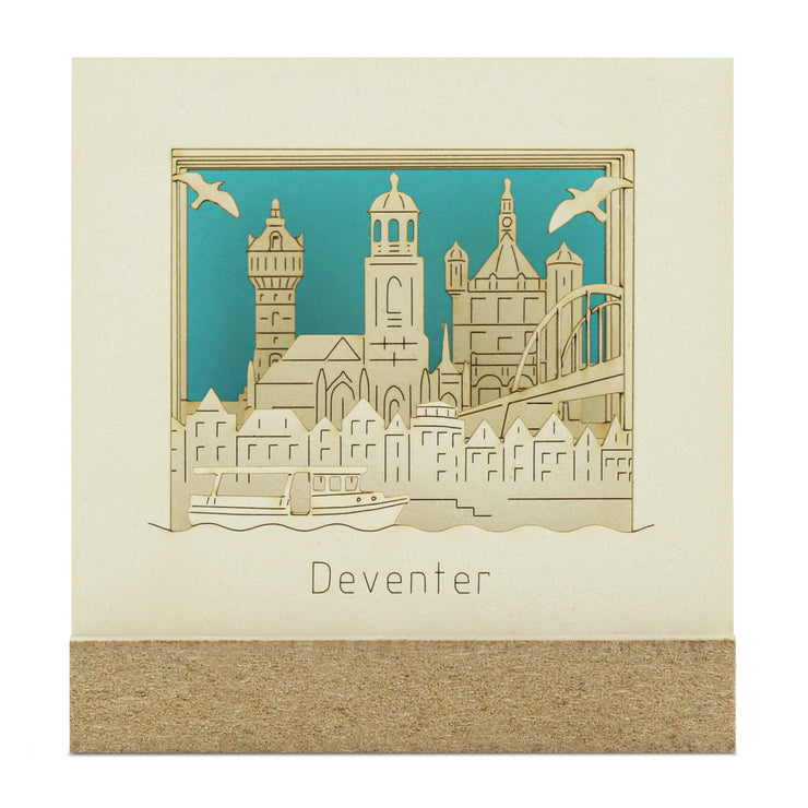 Deventer – Silhoubox M