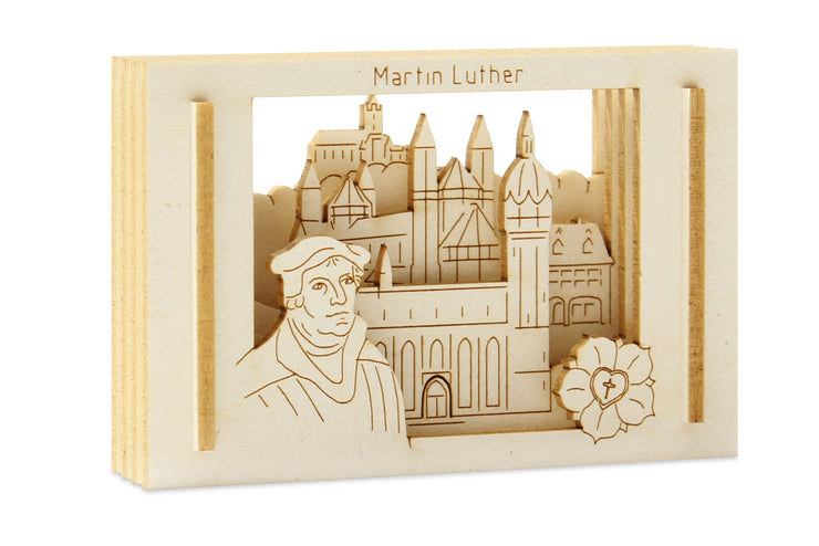 Martin Luther – Silhoubox S