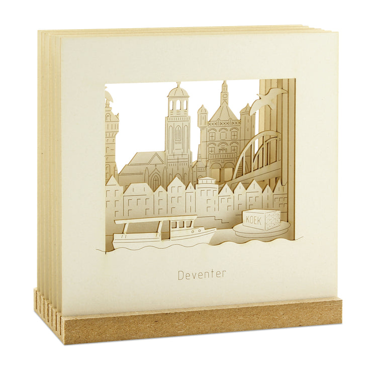 Deventer – Silhoubox L