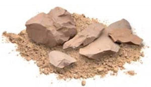 Rare earth clay