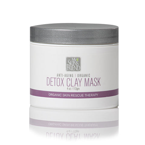 Image of Organic Detox Clay Mask - My Skin's Friend  - 1