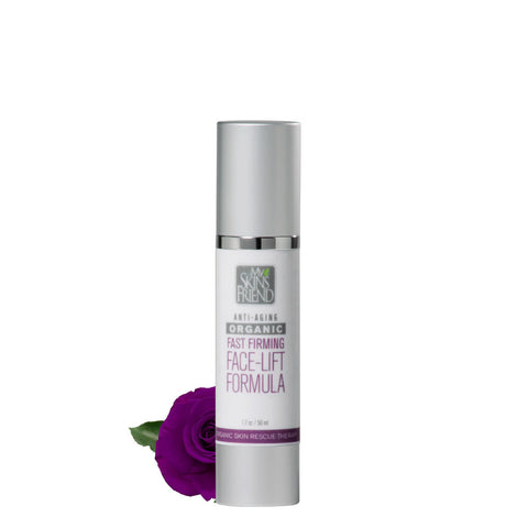 Image of Organic Fast Firming Facelift Formula - My Skin's Friend  - 1