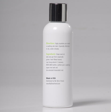 Organic Honey & Aloe Body Lotion - My Skin's Friend  - 3