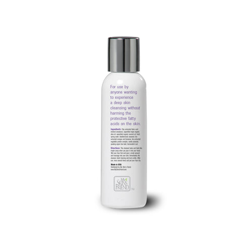 Image of Organic Mineral Facial Cleanser - My Skin's Friend  - 2