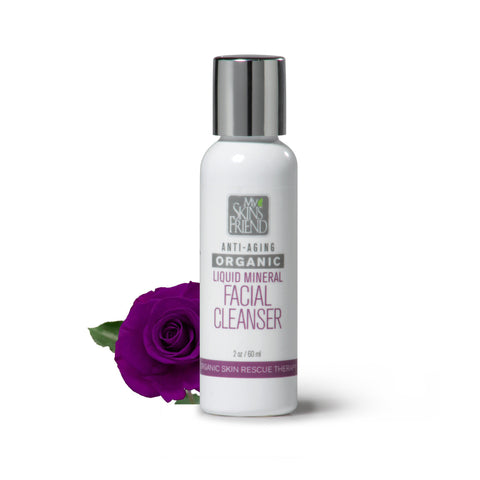 Image of Organic Mineral Facial Cleanser - My Skin's Friend  - 1