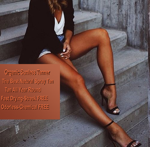 Image of Organic Self Tanner - Fast Drying - Streak Free - My Skin's Friend  - 6