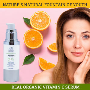 Kombucha Multi-Vitamin C Serum.