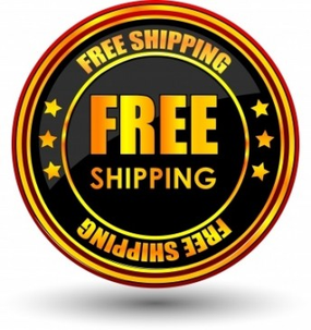 Image of Free shipping (USA)