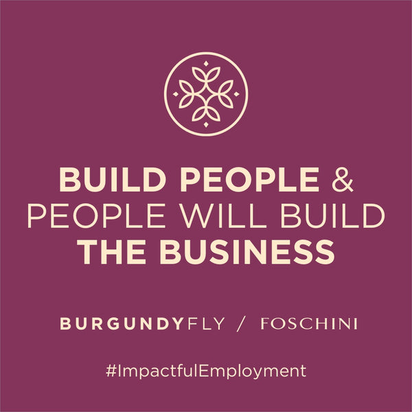 Build People & People Will Build The Business