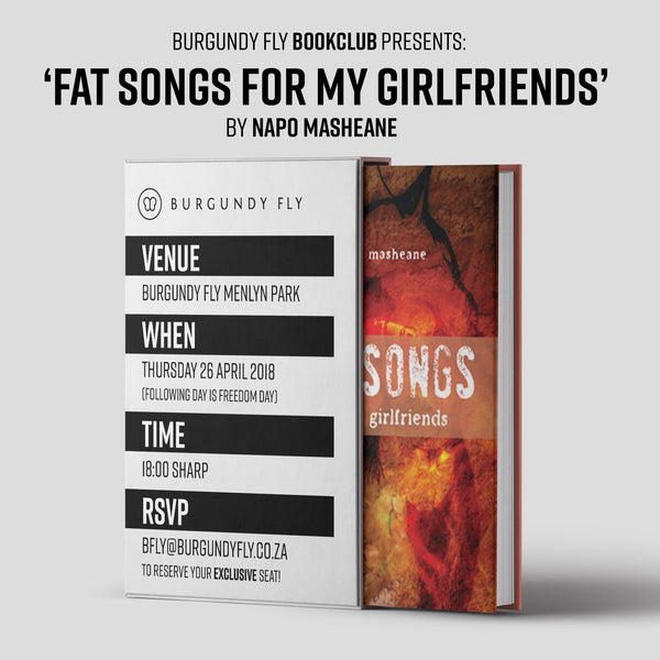Fat Songs For My Girlfriends By Napo Masheane