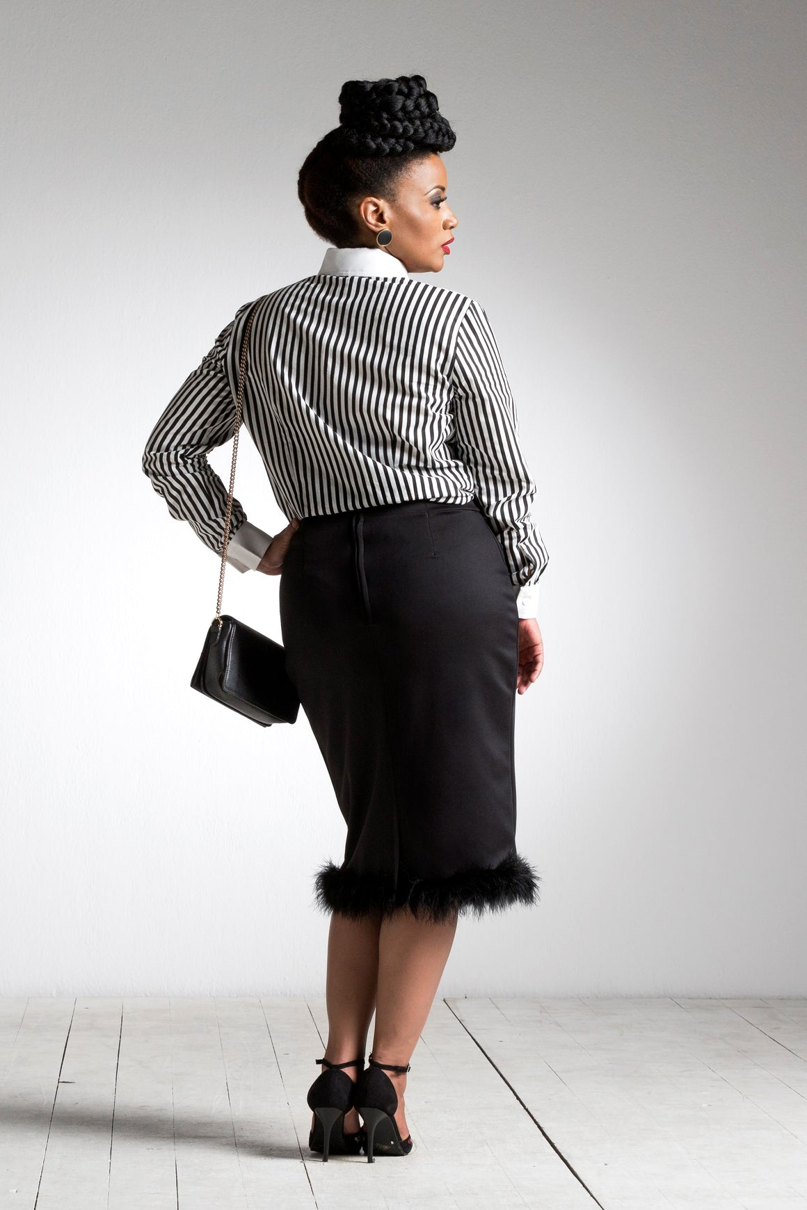 Zinhle Pencil Skirt