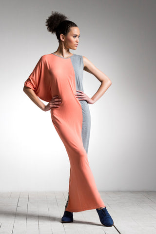 Two-tone Summer Maxi