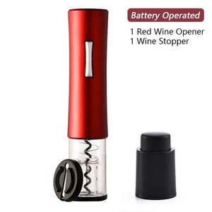 Automatic Rechargeable Wine Bottle Opener