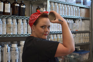 Meet Dina, Our Soapmaker!