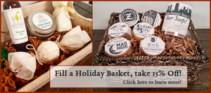Holiday Basket Discounts!