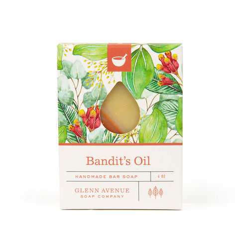 Bandit's Oil Bar Soap