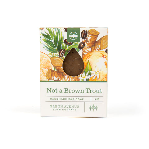 Not a Brown Trout Bar Soap