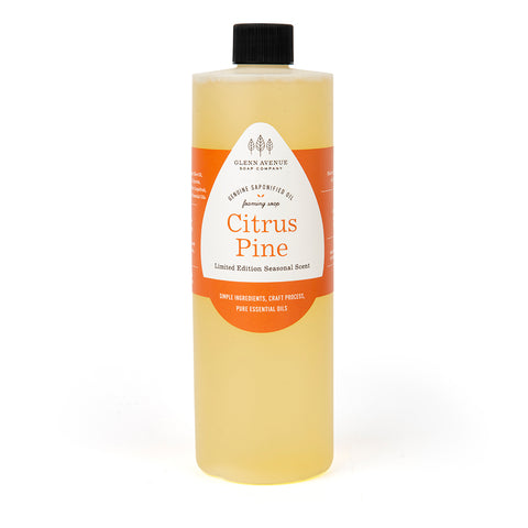 Citrus Pine Foaming Hand Soap