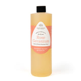 Rose Geranium Foaming Hand Soap