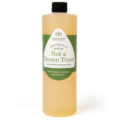 Not A Brown Trout Foaming Hand Soap