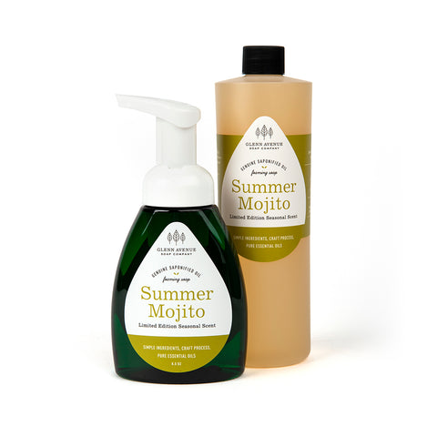 Mojito Foaming Hand Soap