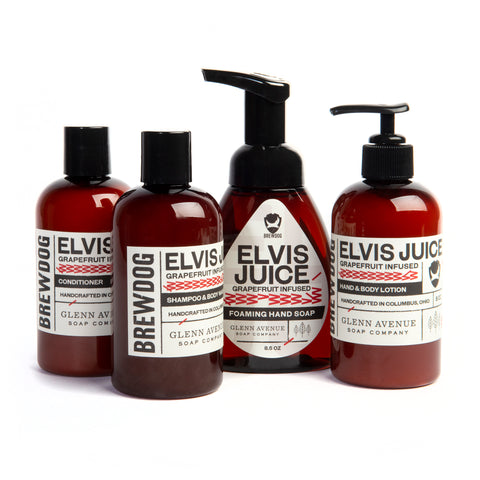 Elvis Juice Shampoo & Body Wash