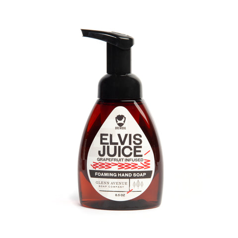 Elvis Juice Foaming Hand Soap
