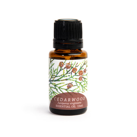 Cedarwood (Juniperus virginiana) Essential Oil