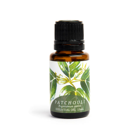 Patchouli (Pogostemon caldin) Essential Oil