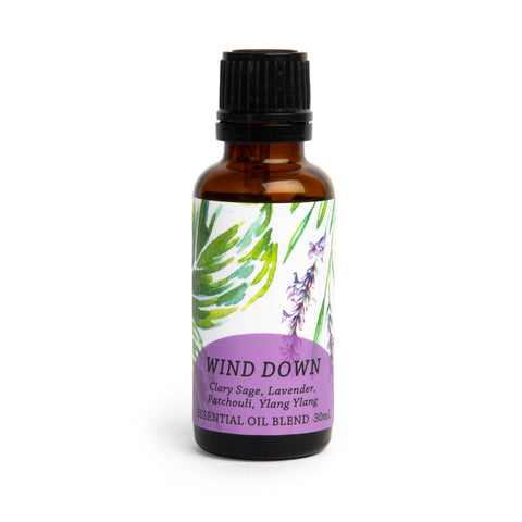 Wind Down Diffuser Essential Oil Blend