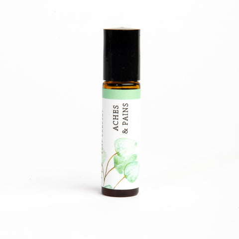 Aches & Pains Roll On Essential Oil Blend