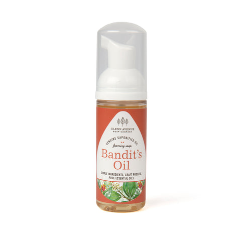 Bandit's Oil Foaming Hand Soap