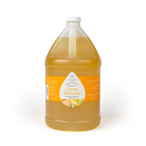 Citrus Blossom Foaming Hand Soap