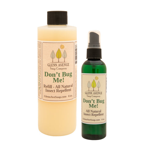 Don't Bug Me Natural Insect Repellent Refill