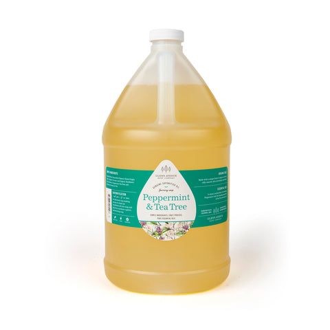 Peppermint & Tea Tree Foaming Hand Soap